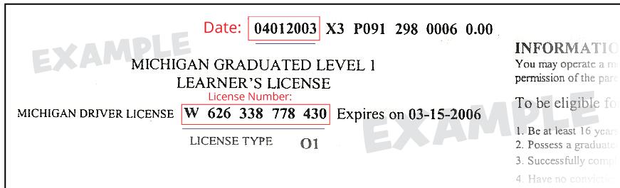 michigan drivers education segment 1 test